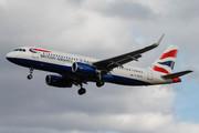 Airbus A320-232 (G-EUYS)