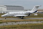 Embraer 505 Phenom 300 (D-CLBM)
