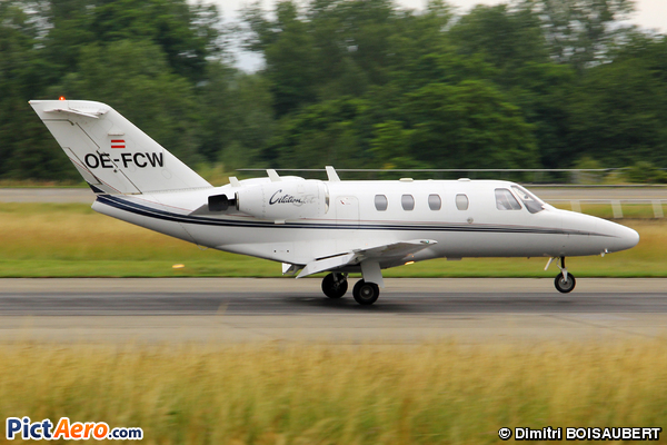 Cessna 525 CitationJet (Robin Hood Aviation GmbH)