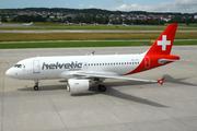 Airbus A319-112 (HB-JVK)
