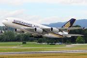 Airbus A380-841 (9V-SKH)