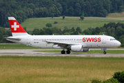 Airbus A320-214 (HB-IJD)