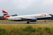 Airbus A320-232 (G-EUUJ)