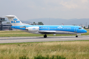 Fokker 70 (F-28-0070) (PH-KZS)