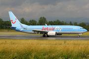 Boeing 737-8K5 (OO-JAF)