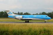 Fokker 70 (F-28-0070) (PH-WXC)
