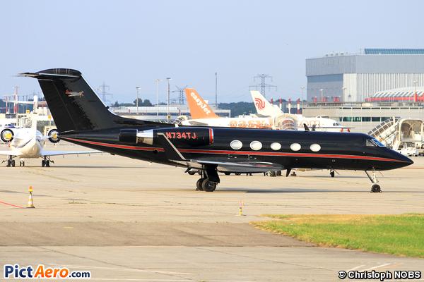 Gulfstream Aerospace G-1159 Gulfstream G-III (Flyjock LLC)