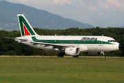 Airbus A319-112 (I-BIMG)