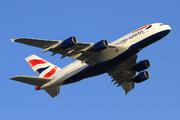 Airbus A380-841 (G-XLEA)