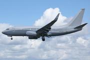 Boeing 737-74Q BBJ (N834BA)