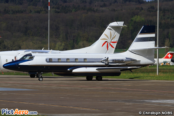 Lockheed L-1329 JetStar 731 (Untitle / Private)