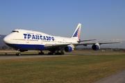 Boeing 747-346 (VP-BGY)