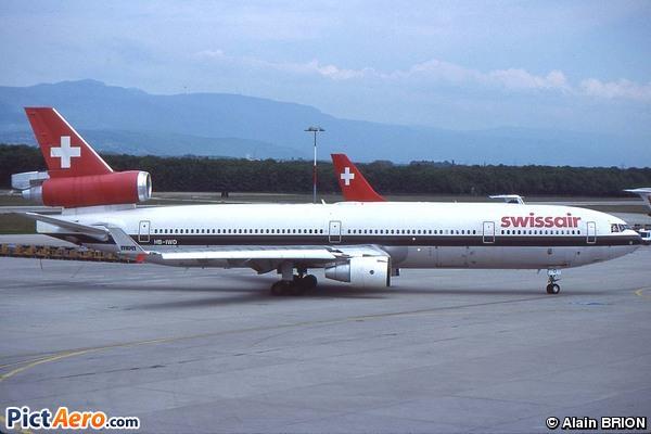 McDonnell Douglas MD-11 (Swissair)
