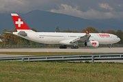 Airbus A330-343X (HB-JHD)