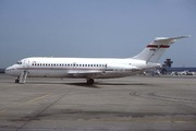 Douglas DC-9-14 (HB-IEF)