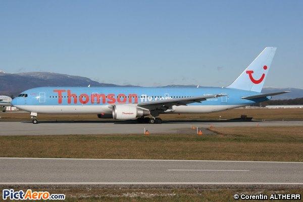 Boeing 767-304/ER  (Thomsonfly)
