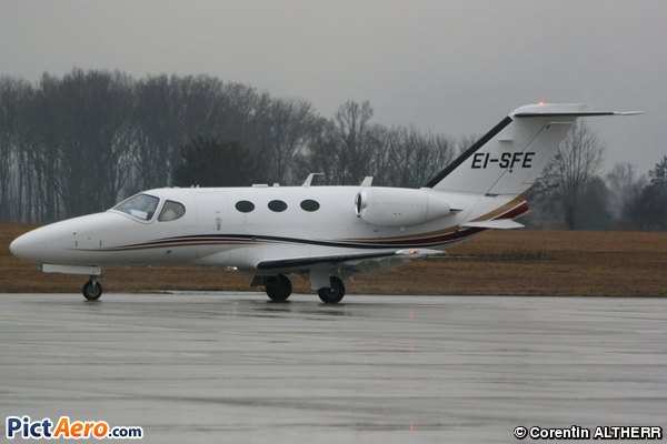 Cessna 510 Citation Mustang (ItAli Airlines)