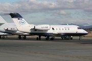 Canadair CL-600-1A11 Challenger (LZ-YUM)