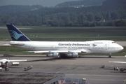 Boeing 747-2U3B SF (PK-GSE)