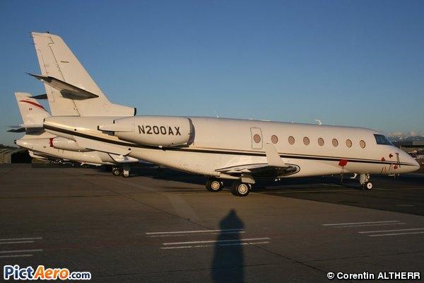 Gulfstream G200 (IAI-1126 Galaxy) (Aircraft Trust & Financing Corp)
