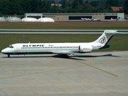 Boeing 717-21S (SX-BOC)