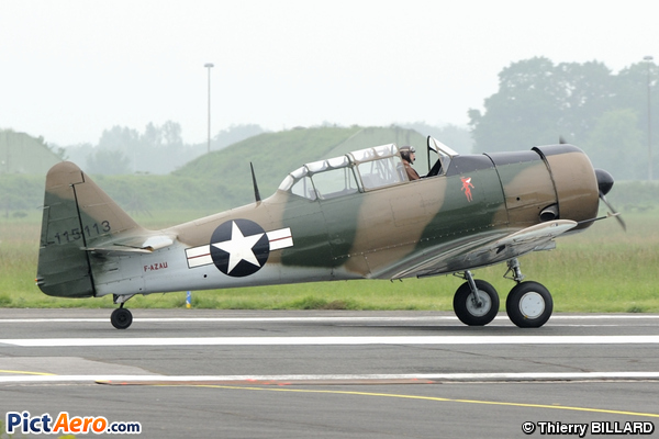North American T-6G Texan (CHIVOT Jean-Philippe)
