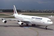 Airbus A340-312 (F-GLZB)