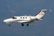 Cessna 510 Citation Mustang (OE-FZB)