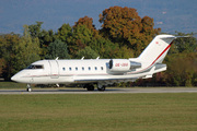 Canadair CL-600-2B16 Challenger 604 (OE-IDG)