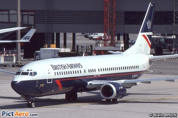 Boeing 737-4Q8 (British Airways)
