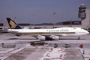 Boeing 747-412 (9V-SMK)