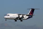 British Aerospace Avro RJ100 (OO-DWK)