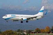 Boeing 737-83N(WL) (SP-ENU)