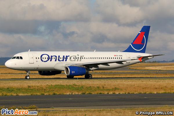 Airbus A320-232 (Onur Air)