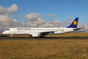 Embraer ERJ-195LR (ERJ-190-200LR) (D-AEBB)