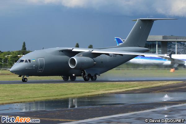Antonov An-178 (Antonov Airlines)
