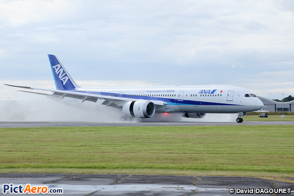 Boeing 787-9 (ANA All Nippon Airways)