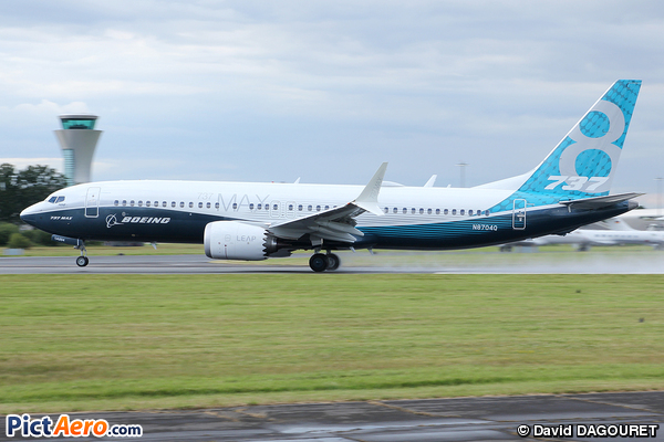 Boeing 737-8 Max (Boeing Company)