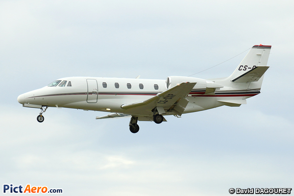 Cessna 560 Citation XLS (NetJets Europe)