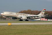 Airbus A330-343E (A6-AFD)