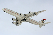 Photos Etihad Airways Airbus A340-541 immatriculé A6-EHB