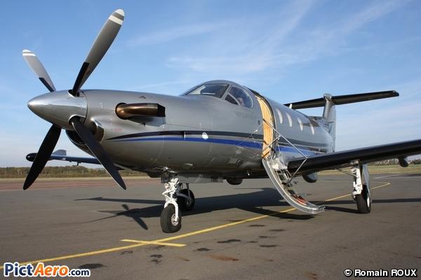 Pilatus PC-12NG (Fly 7 Executive Aviation SA)