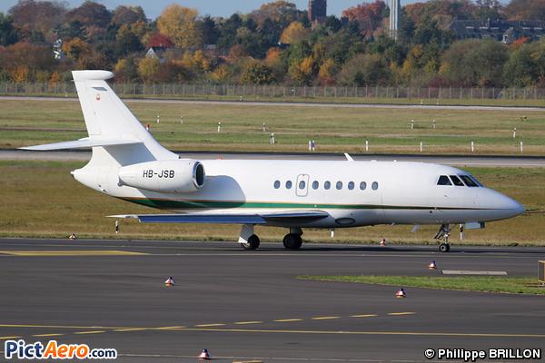 Dassault Falcon 2000 (Privatair)
