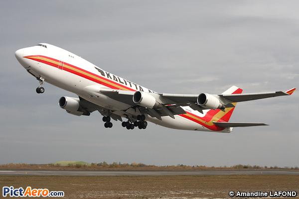 Boeing 747-481F/BDSF (Kalitta Air)