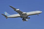 Airbus A340-313X (SX-DFD)