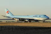 Boeing 747-4B5 (HL7489)