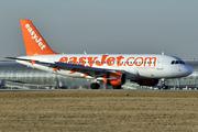 Airbus A319-111 (G-EZET)