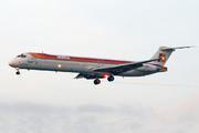 McDonnell Douglas MD-88 (DC-9-88) (EC-FJE)