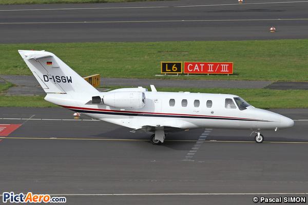 Cessna 525 CitationJet CJ1 (Air Hamburg Private Jets)