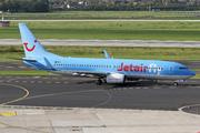 Boeing 737-8K5 (OO-JPT)